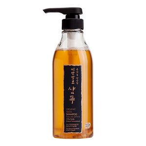 Шампунь для сухих и поврежденных волос whamisa ORGANIC SEEDS SHAMPOO [DRY SCALP]