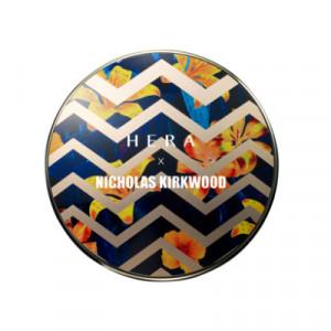Солнцезащитный ВВ-крем кушон  HERA X N.K UV Mist Cushion SPF50 (15g+15g) Gold [Limited Edition] #C21