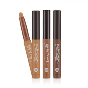 Карандаш для бровей Holika Holika Wonder Drawing Big Brow 1.2g