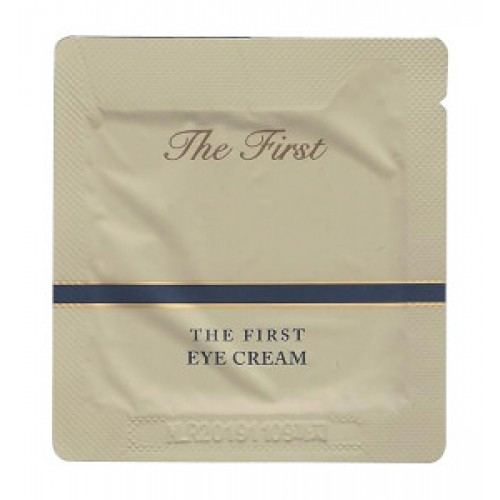 Подтягивающий крем для кожи вокруг глаз Ohui The first cell revolution eye cream 1ml*10ea