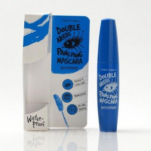 Водостойкая тушь Tony Moly Double needs pang pang waterproof mascara 10.5g