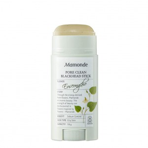 Очищающий стик Mamonde Pore clean blackhead stick 18g