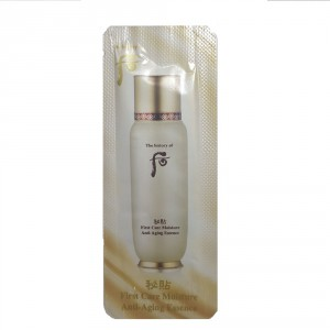 Антивозрастная сыворотка-эссенция Whoo First care moisture anti-aging essence 1ml*10шт