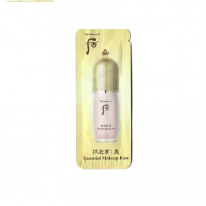 База под макияж The History of Whoo Gongjinhyang mi essential makeup base 1ml*10С€С