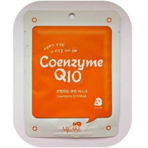 Листовая маска с коэнзимом Q10 MJ Care On Essence mask [coenzyme q10]