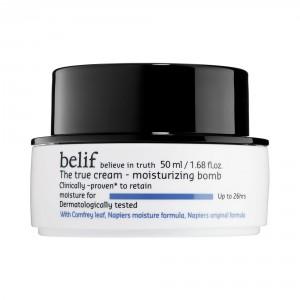 Увлажняющий крем Belif The true cream moisturizing bomb  10ml × 5 (50ml)