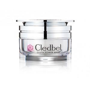 Осветляющая маска для лица Cledbel Gluta power mask 50ml