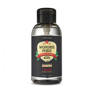Многофункциональный тонер Etude House Wonder pore freshner black 500ml
