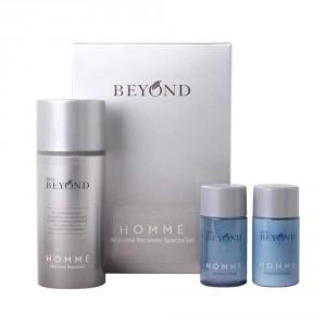 Набор косметических средств  для мужской кожи Beyond Homme All-in-one Recovery Set