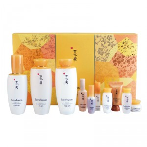 Косметическая вода+эмульсия Sulwhasoo Essential balancing water ex + emulsion ex set