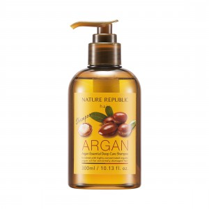 Шампунь с аргановым маслом Nature Republic Argan deep care hair shampoo