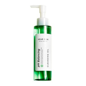 Комплект пробников очищающее масло+пенка Missha Near skin ph balancing cleansing oil 2ml + cleansing foam 2ml*10шт