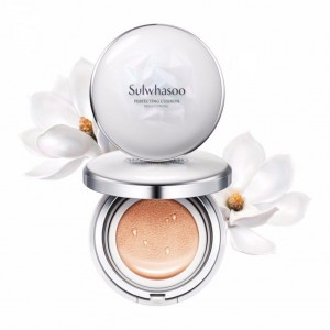 Кушон-запаска Sulwhasoo Perfecting cushion brightening spf50 15g (refill)
