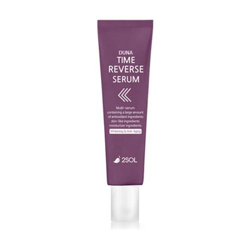 Антивозрастная сыворотка 2SOL Duna Time reverse serum 30ml
