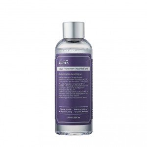 Тонер Klairs Suppler preparation unscented toner 180ml