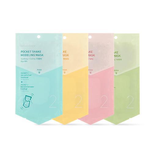 Моделирующая маска Innisfree Pocket shake modeling mask 50ml
