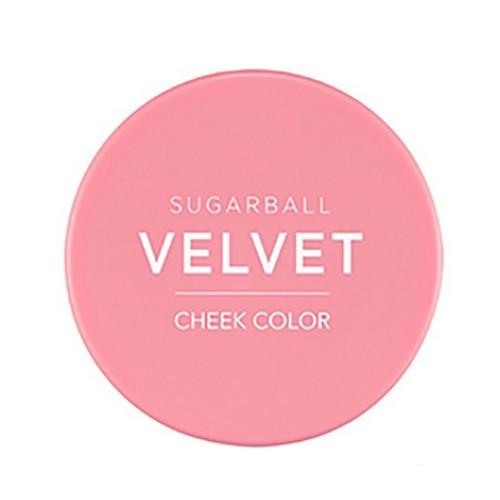 Вельветовые румяна Aritaum Sugarball velvet blusher 8g