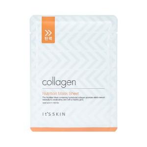 Питательная листовая маска It's Skin Collagen nutrition mask sheet 17g