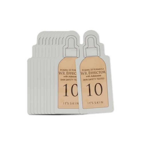 Высококонцентрированная антивозрастная сыворотка It's Skin Power 10 formula WR effector 1ml*10шт