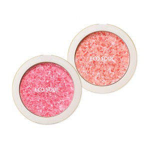 Румяна The Saem Eco soul carnival blush 8g