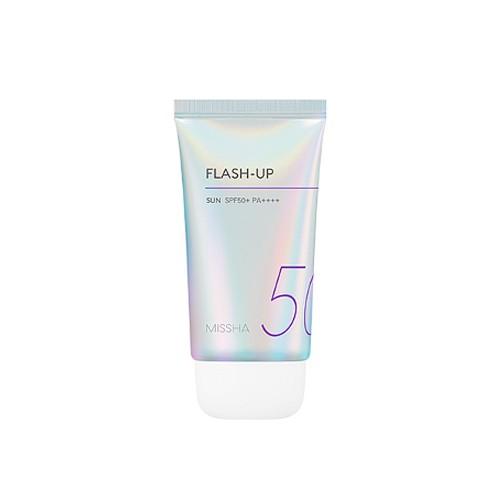 Солнцезащитный крем Missha Flash up sun spf50+ pa++++ 50ml