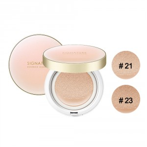 Тональный крем-кушон Missha Signature essence cushion watering set 15g*2