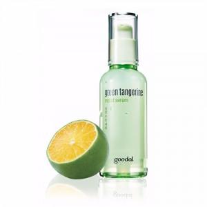 Увлажняющий спрей-тонер Goodal Green tangerine moist mist toner 200ml