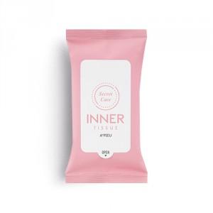Влажные салфетки для интимной гигиены A'pieu Secret care inner tissue 10sheets