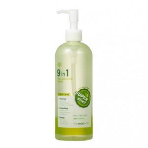 Тонер 9 в 1 The Face Shop 9in1 skin solution toner 400ml