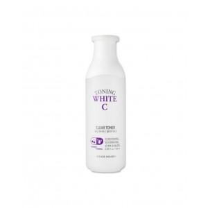 Отбеливающий тонер Etude House Toning white c clear toner 180mlToning White C Clear Toner 180ml