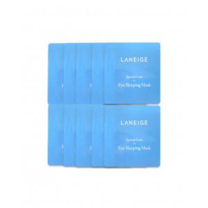 Комплект пробников ночных увлажняющих масок Laneige Water sleeping mask 4ml*10ea