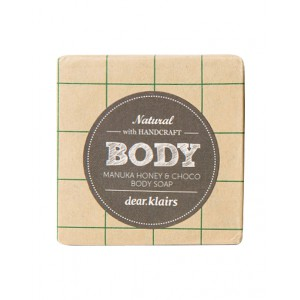 Натуральное мыло для тела\лица Klairs Be clean natural soap