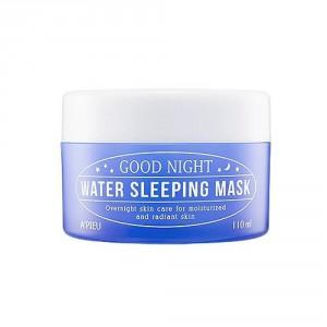 Увлажняющая ночная маска Apieu Good night water sleeping mask 110ml