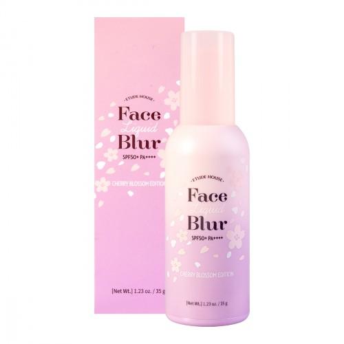 База –блюр Etude House Face liquid blur 35g spf50+/pa++++ (cherry blossom edition)