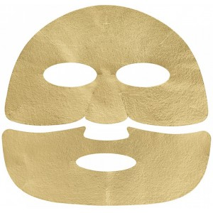 Антивозрастная маска с экстрактом  икры Holika Holika Prime youth gold caviar gold foil mask 25g