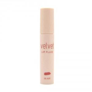 Матовый флюид для губ Missha Velvet lip fluid 4.5ml