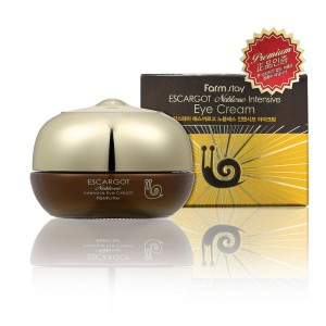 Интенсивный крем для век Farmstay Escargot nobless intensive eye cream 50g