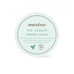 Крем для жирной кожи Innisfree No-sebum powder cream 25g