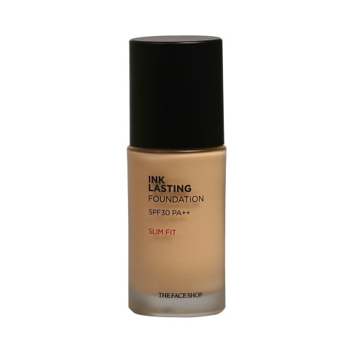 Тональная основа The Face Shop Ink lasting foundation slim Fit SPF30 PA++ 30ml