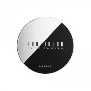 Рассыпчатая пудра с солнцезащитным эффектом Missha Pro Touch face powder spf15 14g