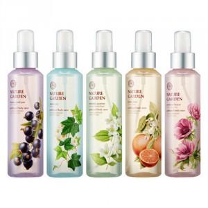 Парфюмированный мист для тела The Face Shop Nature Garden perfume body mist 155ml