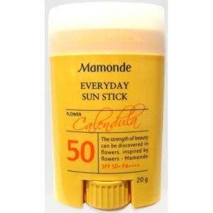 Солнцезащитный стик для лица и тела Mamonde Everyday sun stick spf 50+ / ++++ 20g
