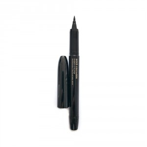 Лайнер для век с коллагеном The Face Shop Gold collagen marker eyeliner 1ml