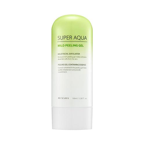 Пилинг-гель Missha Super Aqua mild peeling gel 3ml*10ea