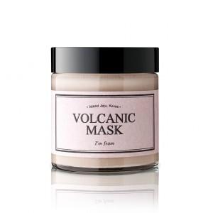 Матирующая маска для проблемной кожи лица I'm From Volcanic mask 110g