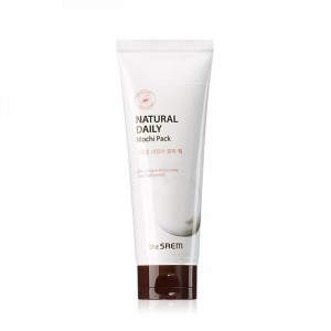 Маска-пленка The Saem Natural daily mochi pack 120g