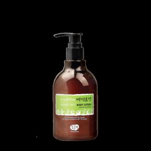 Увлажняющий гель для душа Whamisa Organic fruits body cleanser
