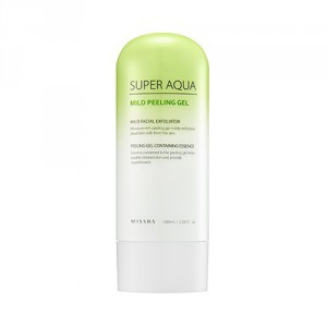 Пилинг-гель Missha Super Aqua mild peeling gel 100ml