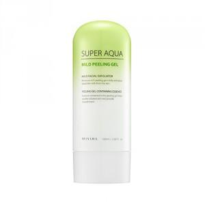 Пилинг-гель Missha Super Aqua mild peeling gel 100ml