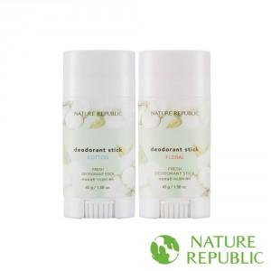 Освежающий дезодорант-стик Nature Republic Fresh deodorant stick 45g